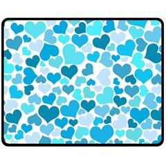Heart 2014 0919 Fleece Blanket (Medium)