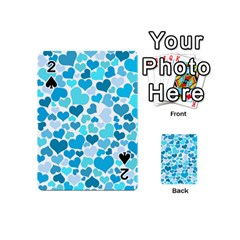 Heart 2014 0919 Playing Cards 54 (Mini)