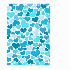Heart 2014 0919 Large Garden Flag (two Sides)