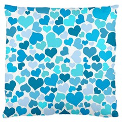 Heart 2014 0919 Large Cushion Cases (two Sides)