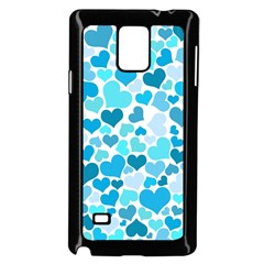 Heart 2014 0919 Samsung Galaxy Note 4 Case (black)
