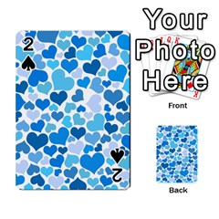 Heart 2014 0920 Playing Cards 54 Designs