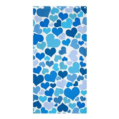 Heart 2014 0920 Shower Curtain 36  x 72  (Stall)
