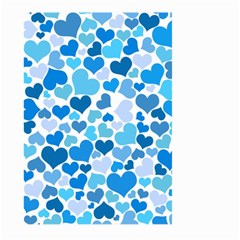 Heart 2014 0920 Large Garden Flag (Two Sides)