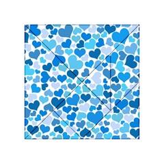 Heart 2014 0920 Acrylic Tangram Puzzle (4  X 4 )