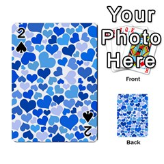 Heart 2014 0921 Playing Cards 54 Designs