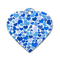 Heart 2014 0921 Dog Tag Heart (two Sides)