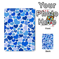 Heart 2014 0921 Multi-purpose Cards (Rectangle)