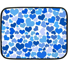 Heart 2014 0921 Fleece Blanket (Mini)