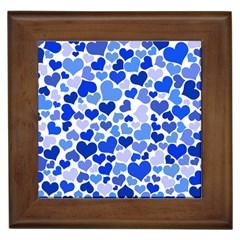 Heart 2014 0922 Framed Tiles
