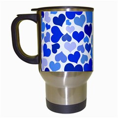 Heart 2014 0922 Travel Mugs (white)