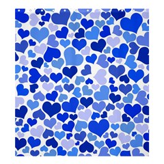Heart 2014 0922 Shower Curtain 66  x 72  (Large)