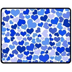 Heart 2014 0922 Fleece Blanket (Medium)