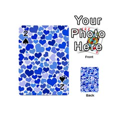 Heart 2014 0922 Playing Cards 54 (Mini)
