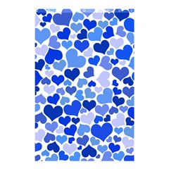 Heart 2014 0922 Shower Curtain 48  x 72  (Small)