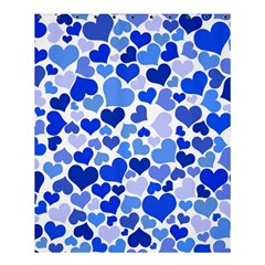 Heart 2014 0922 Shower Curtain 60  x 72  (Medium)
