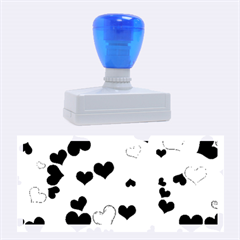 Heart 2014 0922 Rubber Stamps (Large)