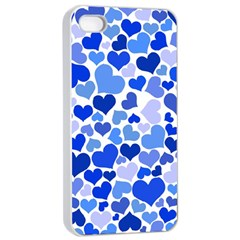 Heart 2014 0922 Apple Iphone 4/4s Seamless Case (white)
