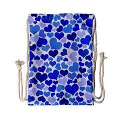 Heart 2014 0922 Drawstring Bag (small)