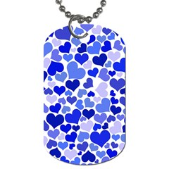 Heart 2014 0923 Dog Tag (two Sides)