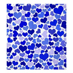 Heart 2014 0923 Shower Curtain 66  X 72  (large)