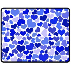 Heart 2014 0923 Fleece Blanket (Medium)