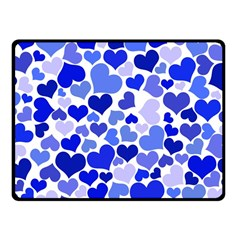 Heart 2014 0923 Fleece Blanket (Small)