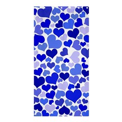Heart 2014 0923 Shower Curtain 36  X 72  (stall)