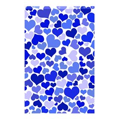 Heart 2014 0923 Shower Curtain 48  x 72  (Small)
