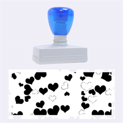 Heart 2014 0923 Rubber Stamps (Large)