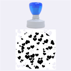 Heart 2014 0923 Rubber Round Stamps (Large)
