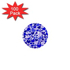 Heart 2014 0924 1  Mini Buttons (100 Pack)