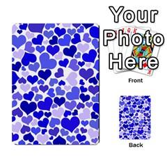 Heart 2014 0924 Multi-purpose Cards (Rectangle)