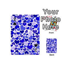 Heart 2014 0924 Playing Cards 54 (Mini)