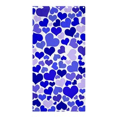 Heart 2014 0924 Shower Curtain 36  X 72  (stall)