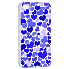Heart 2014 0924 Apple Iphone 4/4s Seamless Case (white)