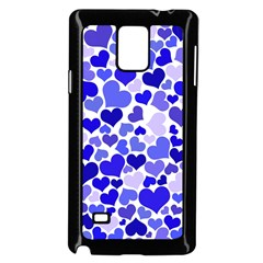 Heart 2014 0924 Samsung Galaxy Note 4 Case (black)