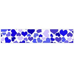 Heart 2014 0924 Flano Scarf (Large)