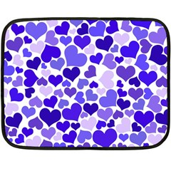 Heart 2014 0925 Fleece Blanket (mini)