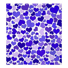 Heart 2014 0925 Shower Curtain 66  x 72  (Large)