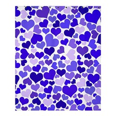 Heart 2014 0925 Shower Curtain 60  x 72  (Medium)