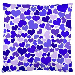 Heart 2014 0925 Large Cushion Cases (one Side)