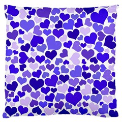 Heart 2014 0925 Standard Flano Cushion Cases (two Sides)