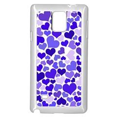 Heart 2014 0925 Samsung Galaxy Note 4 Case (white)