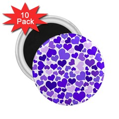 Heart 2014 0926 2 25  Magnets (10 Pack)