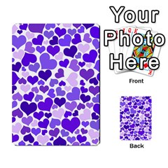 Heart 2014 0926 Multi Purpose Cards (rectangle)