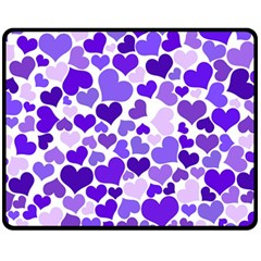 Heart 2014 0926 Fleece Blanket (Medium)