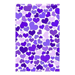 Heart 2014 0926 Shower Curtain 48  x 72  (Small)