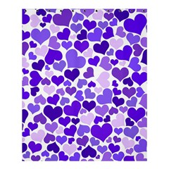 Heart 2014 0926 Shower Curtain 60  x 72  (Medium)
