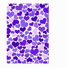 Heart 2014 0926 Large Garden Flag (two Sides)